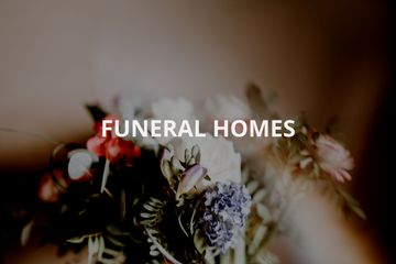 Funeral Homes resurrection of christ catholic cemetery